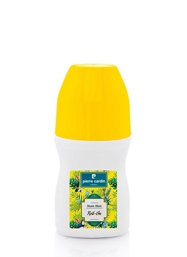 Pierre Cardin Mystic Elixir 48 Saat Etkili Antiperspirant Roll-On Deodorant - 50 ML Renksiz